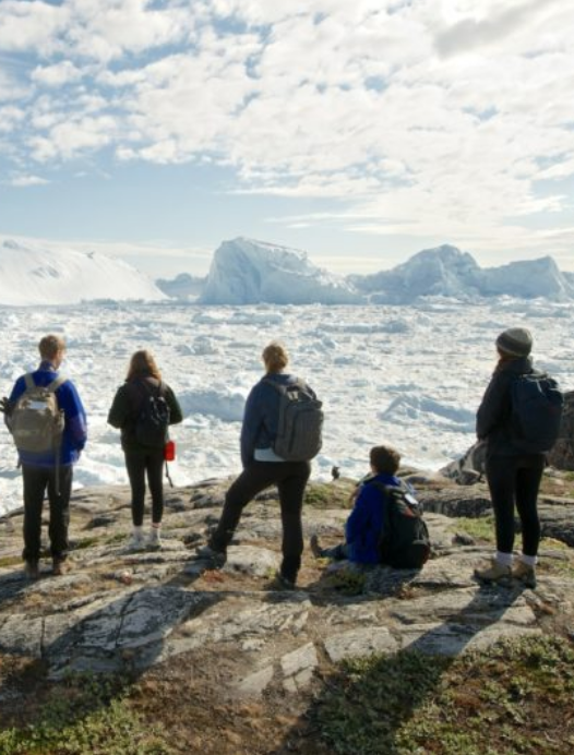 Climate Action Cohort(Students On Ice) -