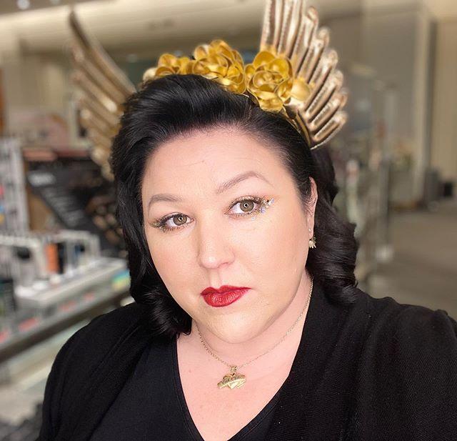 @macnordstromspokane  Day 3 Superhero vibes. Channeling Starlight and She-Ra today. #mac13daysofhalloween . . . .  #MUATATA #NatashaShallbetter #SpokaneMakeupArtist #NoRules #MakeupByMe #MakeupArtist  #iSlay #thatpnwlife #spokane #spokanedoesntsuck  #MyArtistCommunity #ShowMeYourTips #TeamNordstromSpokane #teamwaak #theanswerisyes #myartistcommunity #nwaimtoinspire @maccosmetics #macspokaneartistry #superhero #macartistchallenge