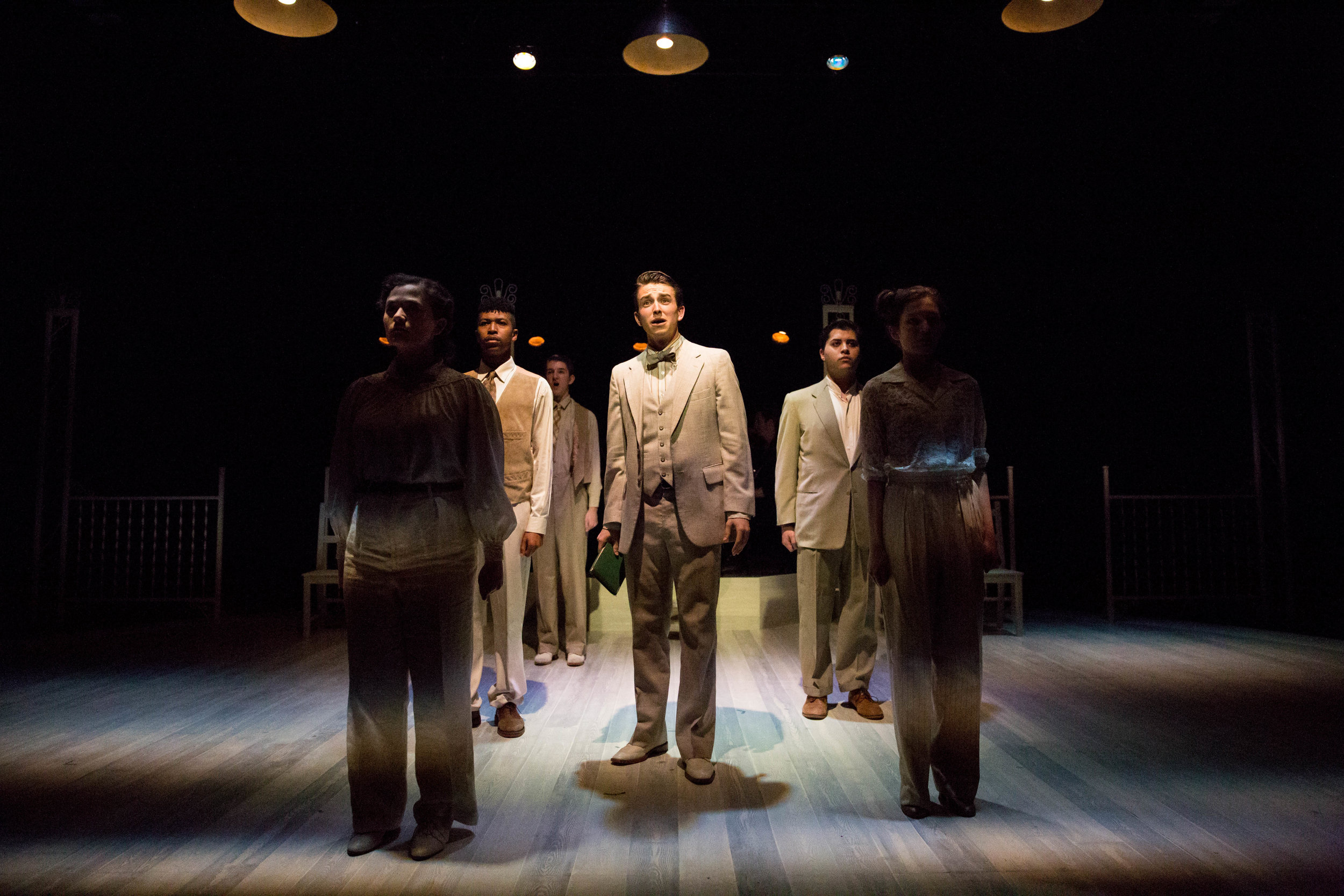 Tenn - A new musical about the nobody who became Tennessee Williams.