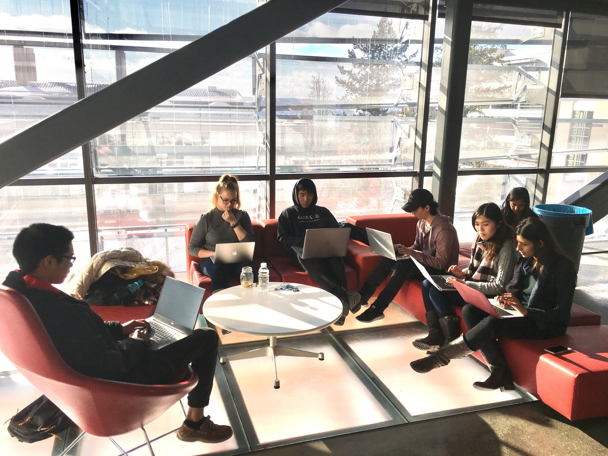 Exposure - We connect industry and passionate students together through our focus on data science. Come to our networking events, company talks, and mentoring sessions to learn more about what a career in data science is like.