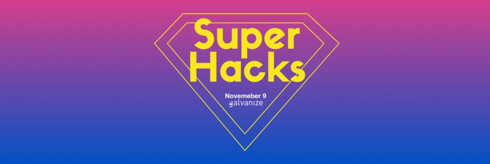 SuperHacks — InnoVention Society