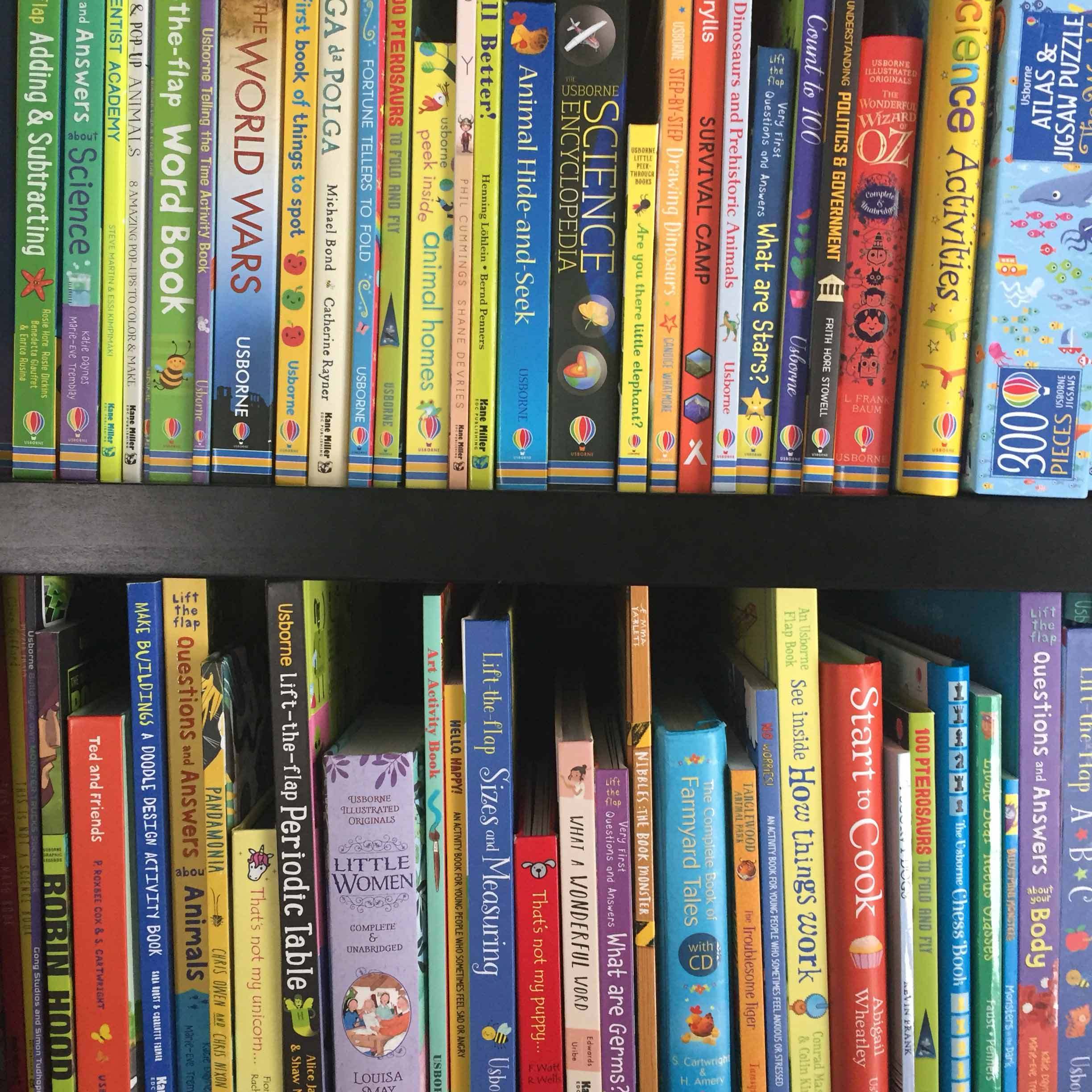 Joining Usborne Books More Frequently Asked Questions Everyone S Librarian