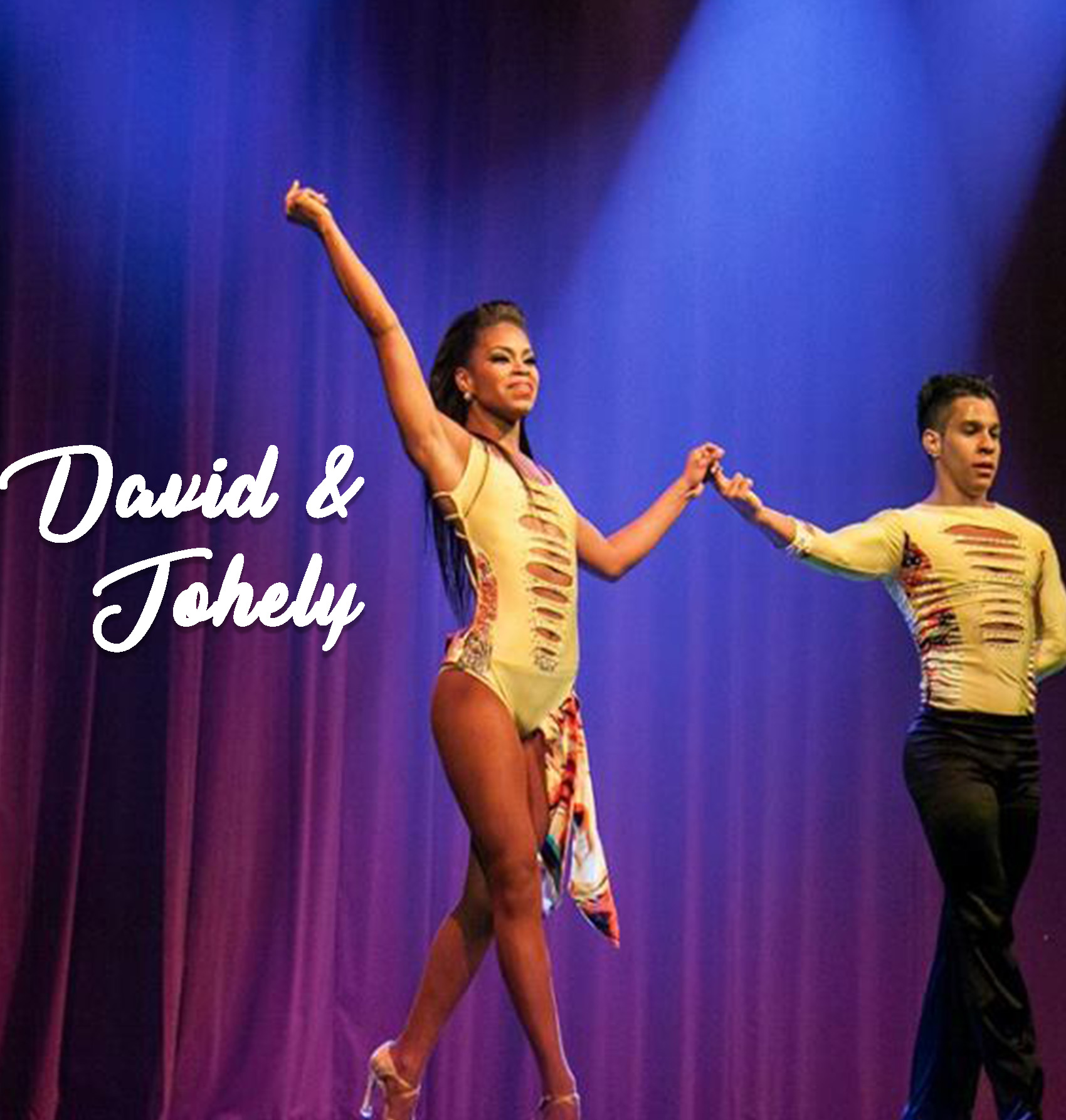 """VENEZUELA  David & Johely began in this fascinating world of dance when they were 15 and 11 years old. They have trained in different genres such as Salsa, Bachata, Jazz, Ballet, Folk, etc.  David & Johely had the opportunity to dance with few prestigious dance companies in Venezuela, participated in TV programs, dance with national artists representing Venezuela and now Ireland in numerous events and dance championships around the world, they have also obtained many titles, the most important so far the """"South American Salsa champions""""  After 4 years living in Ireland they decided to go after a new project, a place where people could learn more about dancing in general, The Real Dance Studio  Where to find us?   facebook.com/therealdancestudio/"""