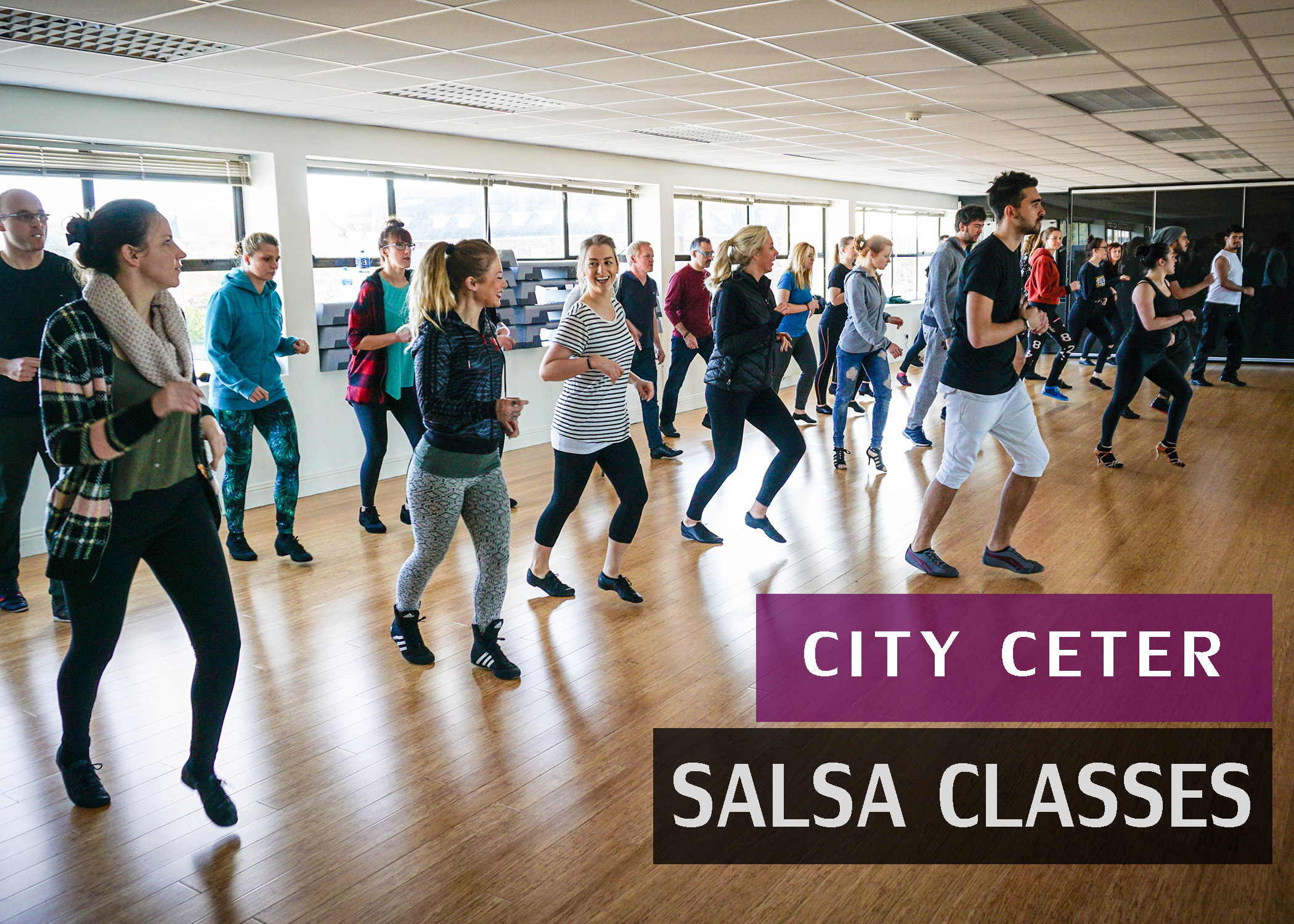 Salsa classes in Dublin