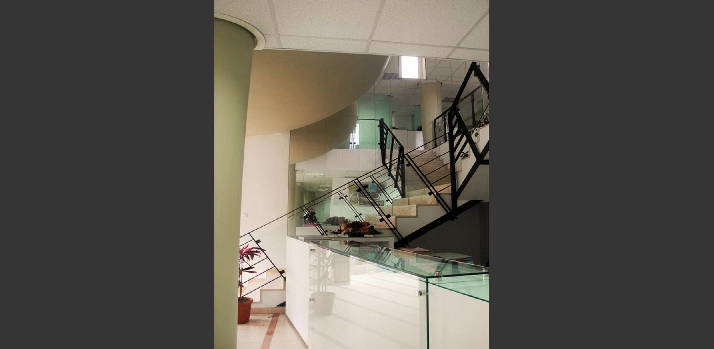 Clinique fécondation in-vitro Tiziri Alger. Atelier Messaoudi architecture aménagement et design. Bureau d'étude Algérie.