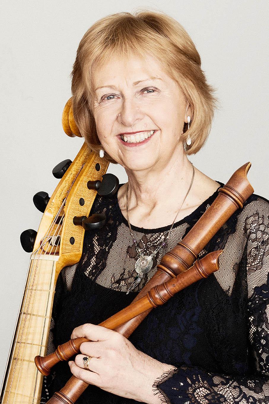 Ruth Wilkinson -