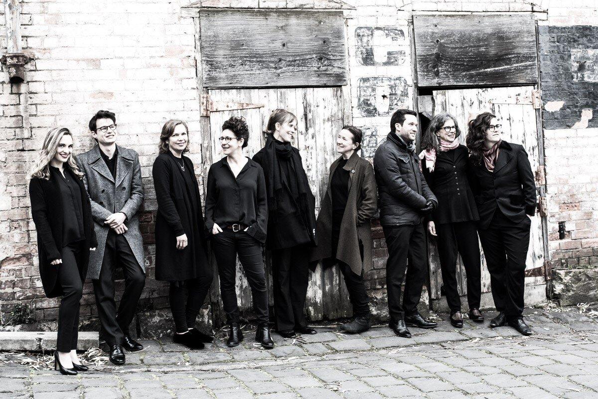 Melbourne's dynamic period ensemble -