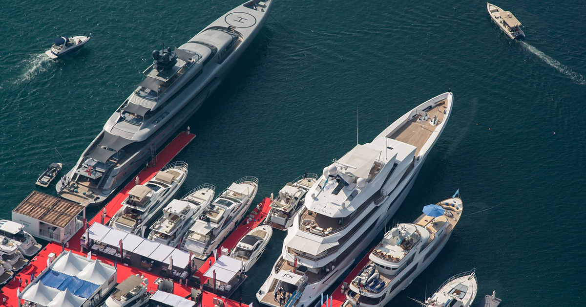 Dubai International Boat Show 2018
