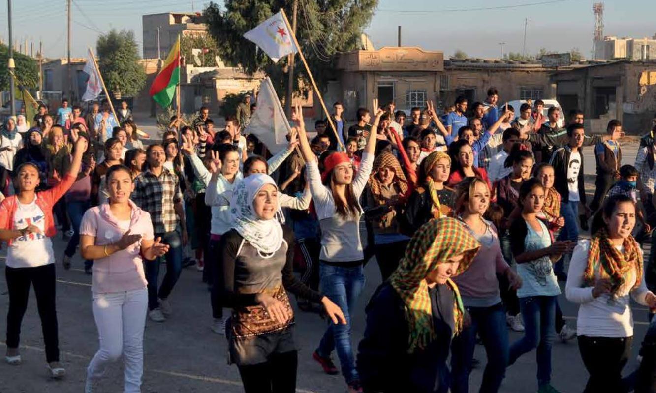 Copy of The Rojava Revolution