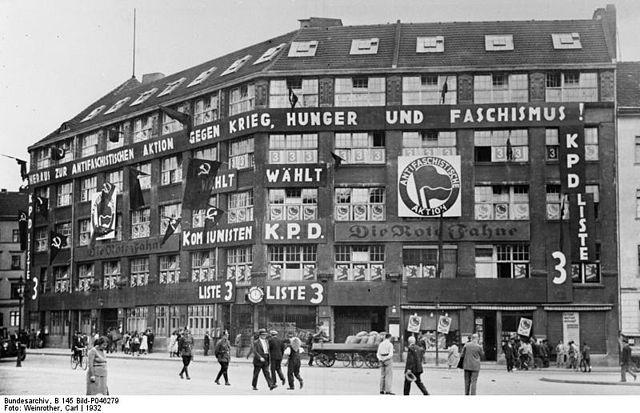 Building to Confront Fascism - Part 1: Old Methods, New Tasks