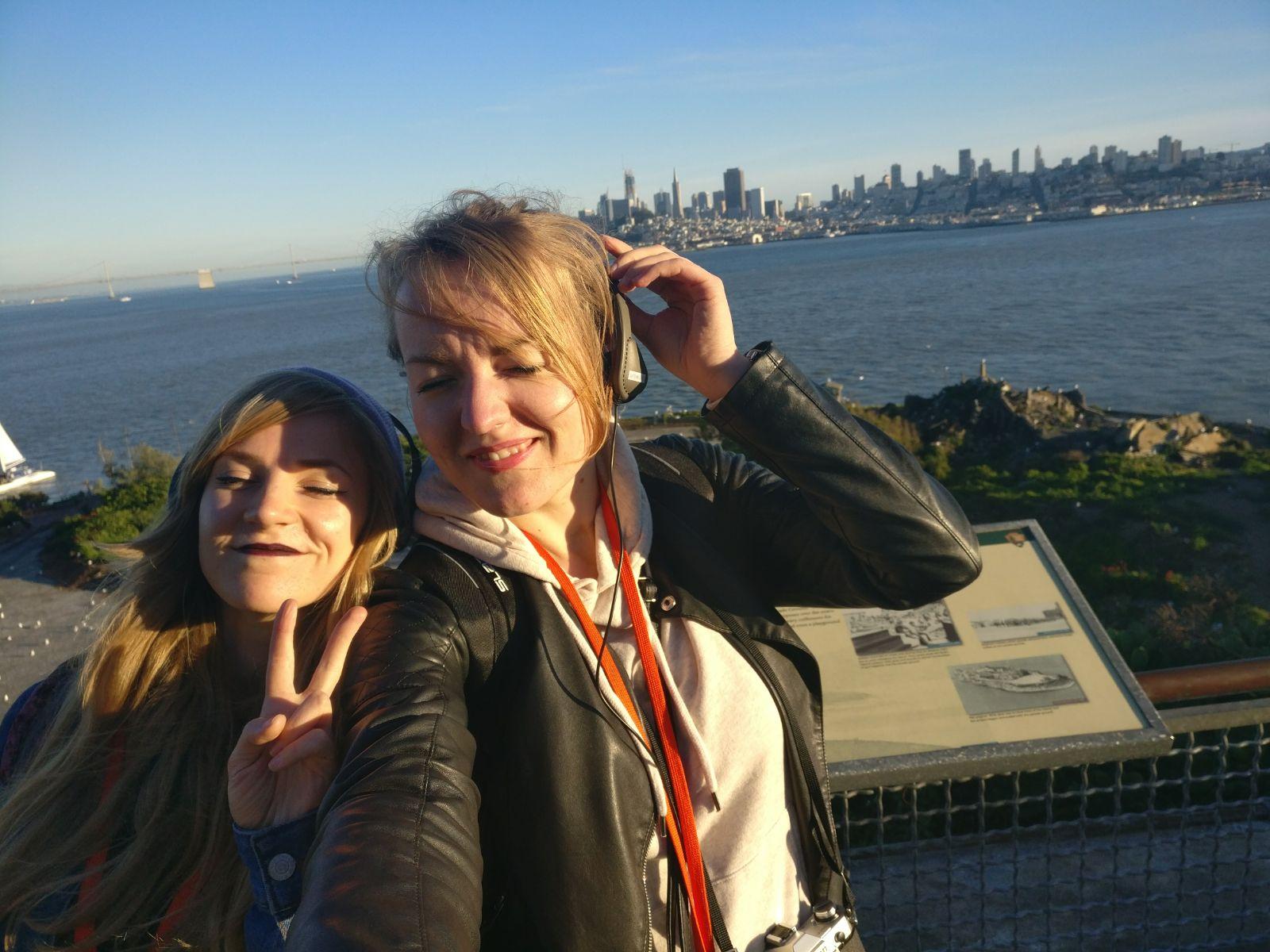 Alcatraz Island, March 2017
