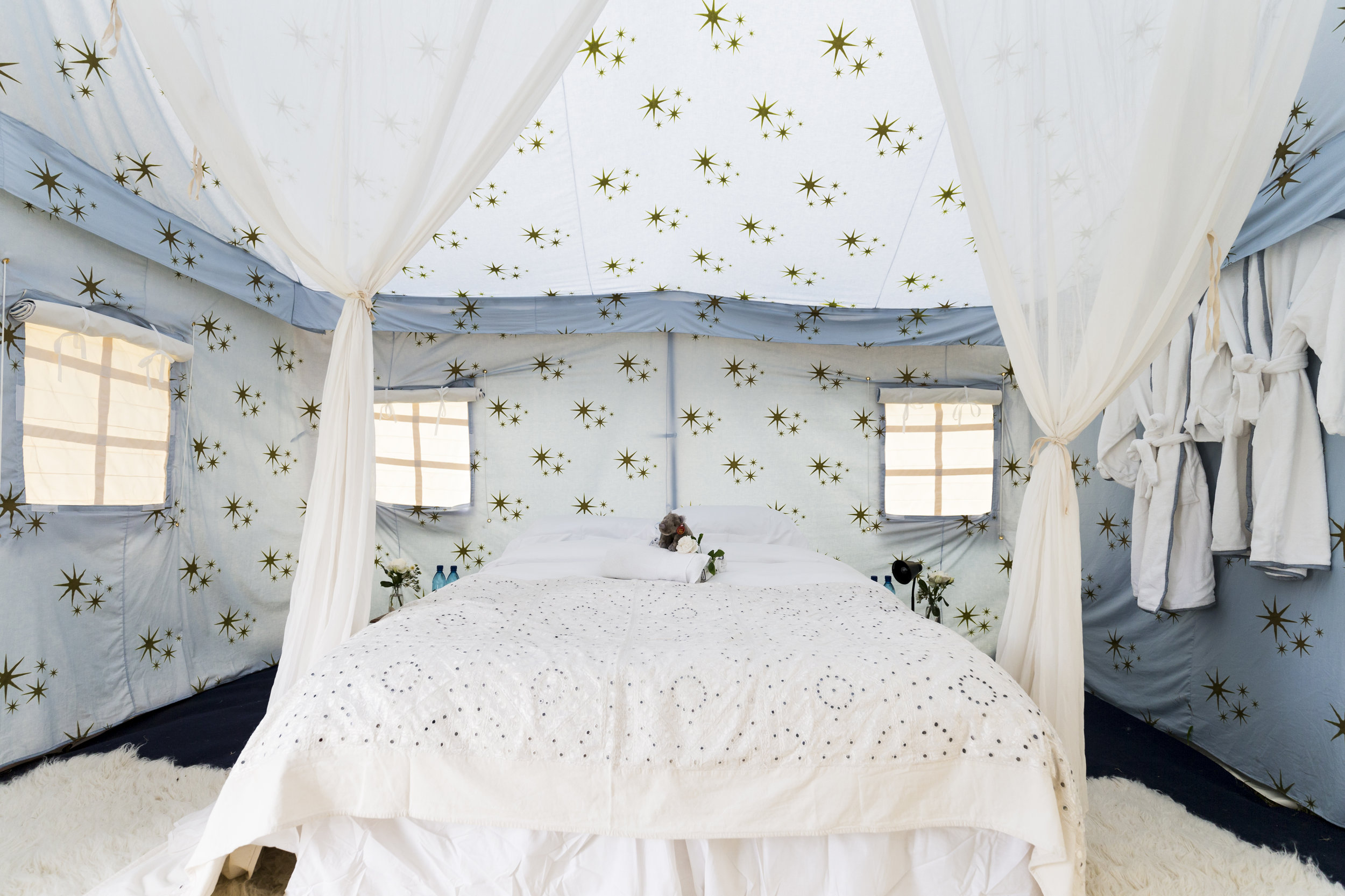 Copy of Inside tent - bed.jpg