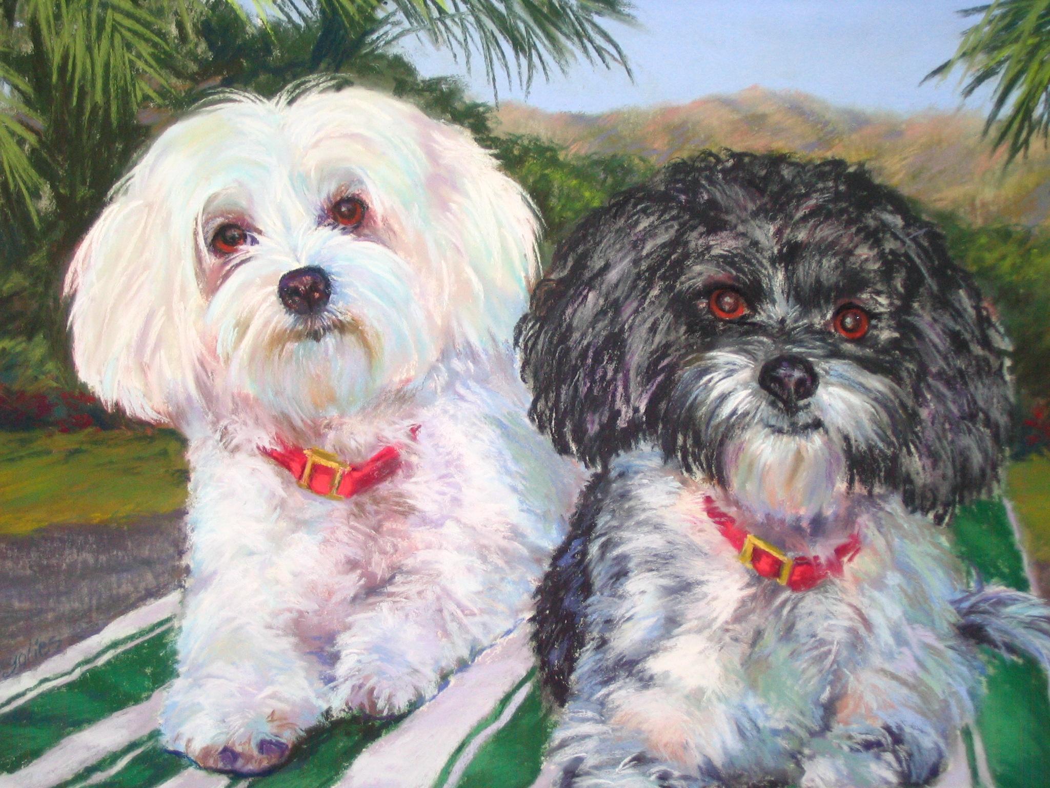 Frankie and Lila