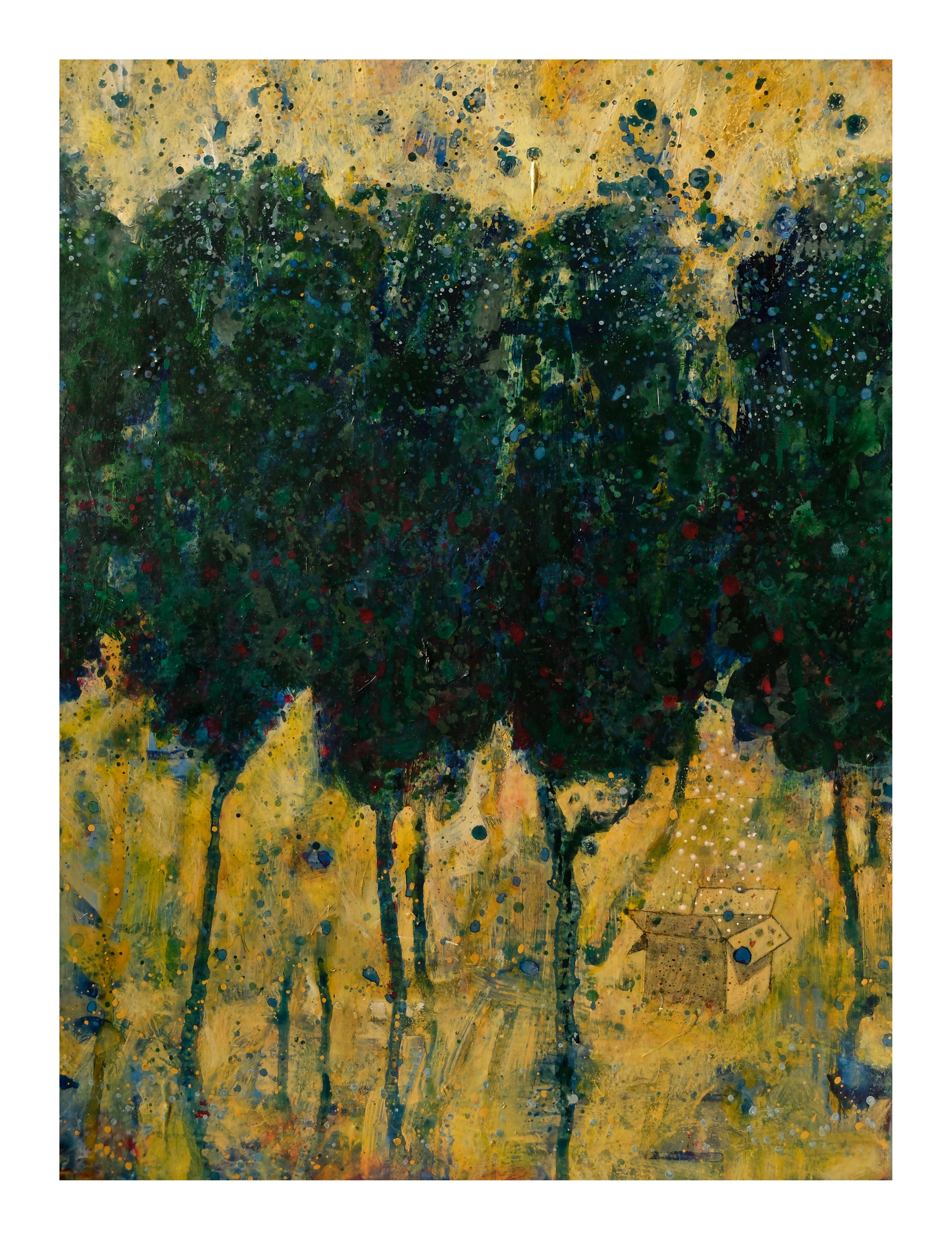 """Yellow forest"""