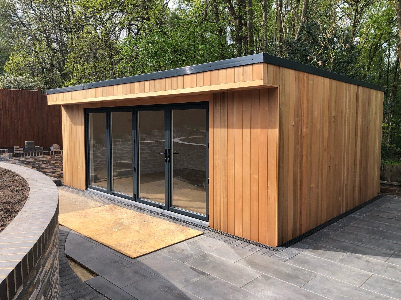 Dorset Garden Rooms Insulated