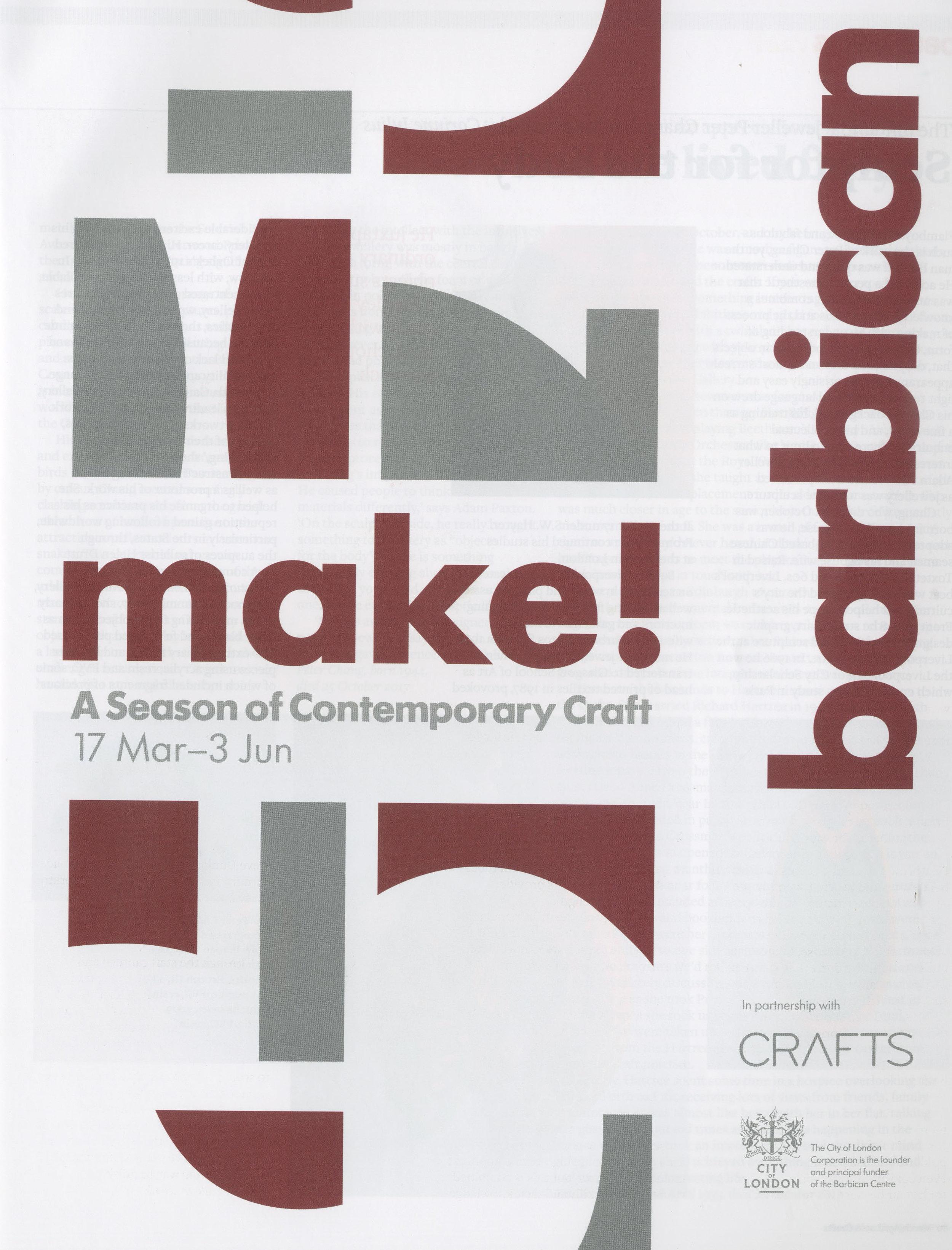Crafts Magazine, Issue 271
