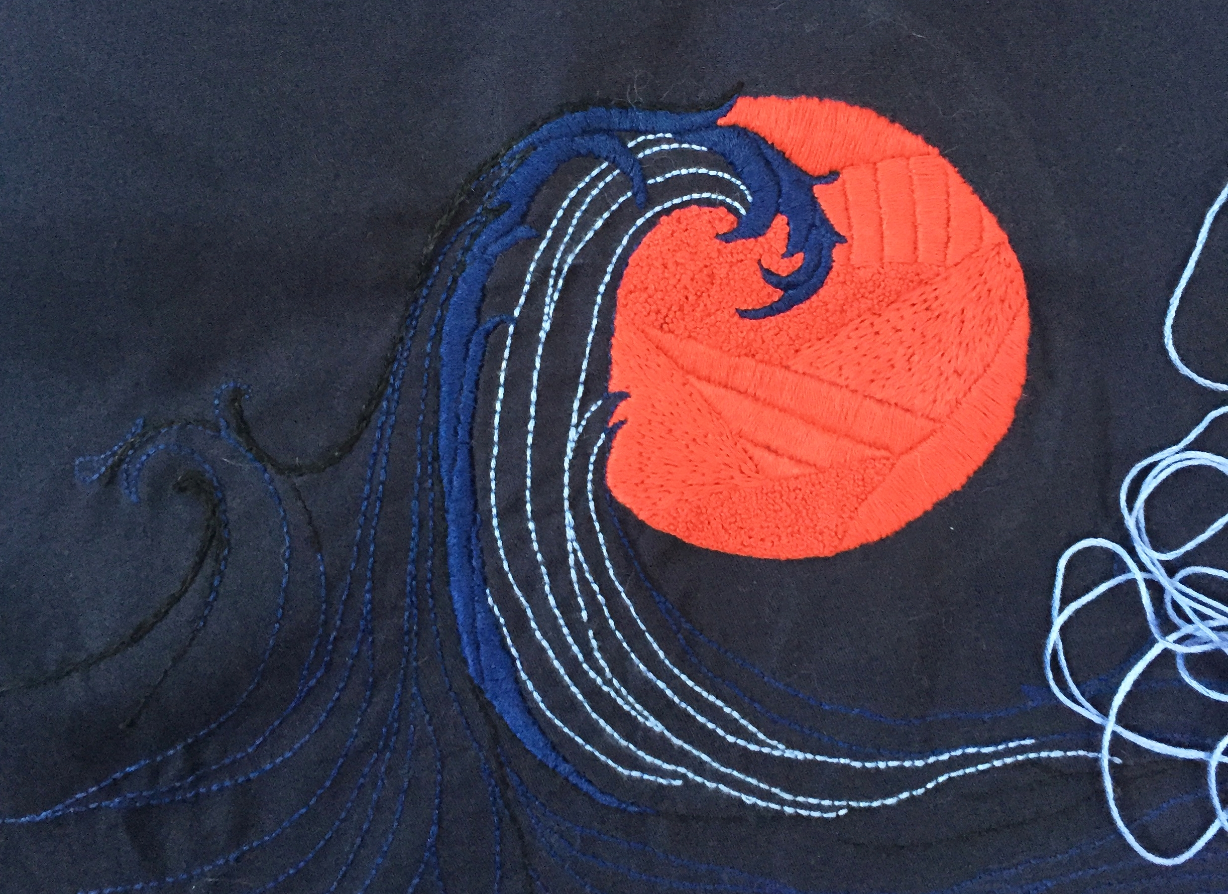 The Great Wave -