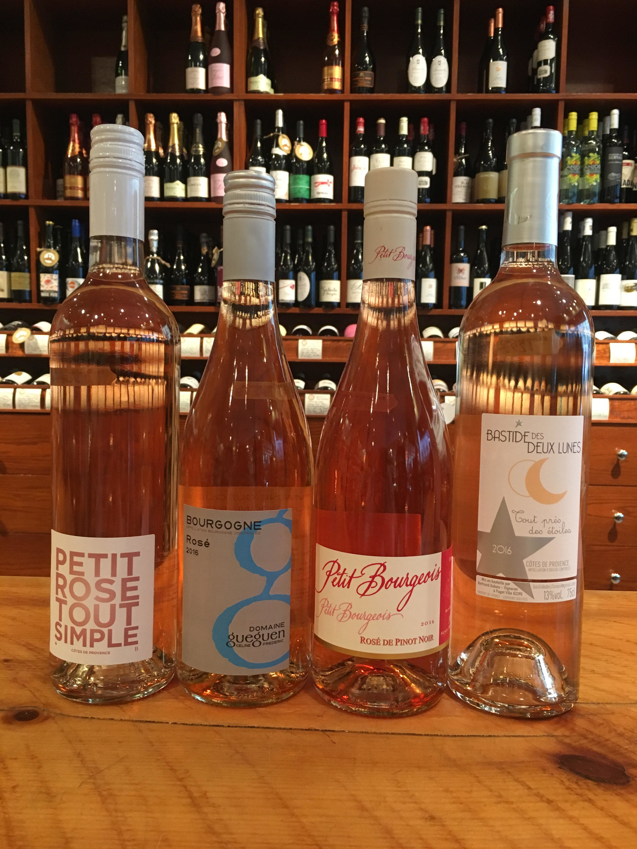 Leave the Cannoli, Save the Rosé -
