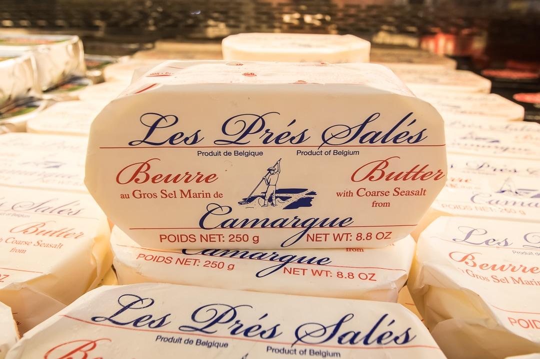 Les Pres Sales Camargue Butter
