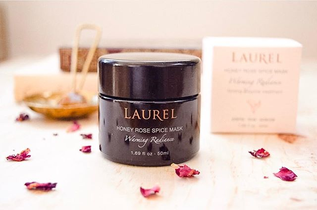 Anyone love roses and honey as much as I do?! Scooped up this sweet face treat on the way out of seeing the incredible Katie @ritual_skincare - ever heard of Gua Sha?! Learn more at our next social club. Tickets on sale this Sunday ✨x, AM #tgif