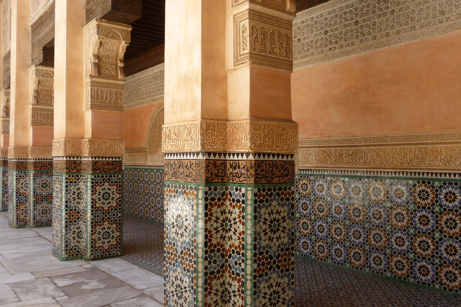 Chaos & serenity - Marrakech is about finding the balance