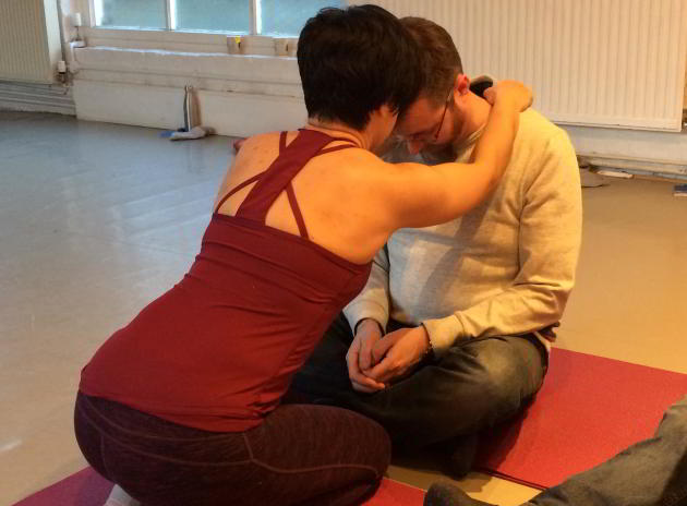 Tantra massage and other practices lead to connection