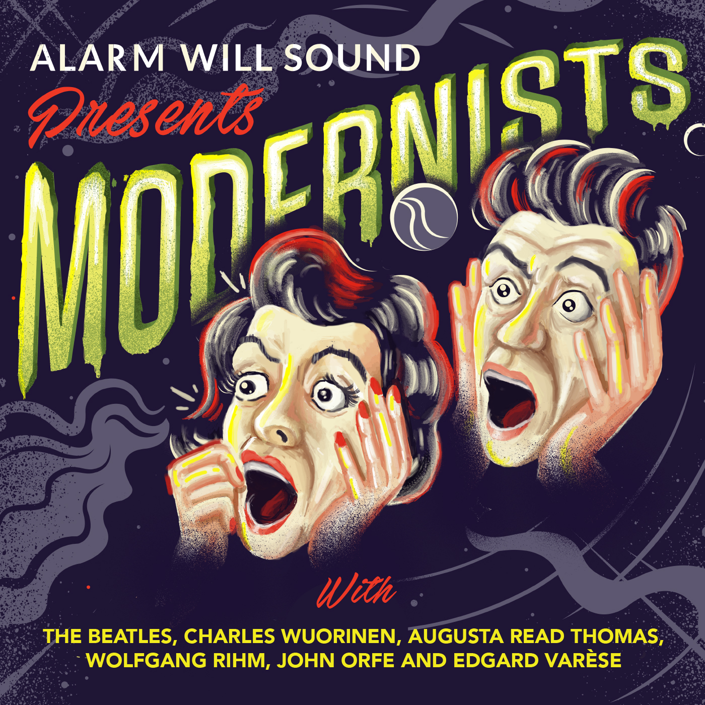Modernists - Alarm Will SoundCantaloupe, 2016