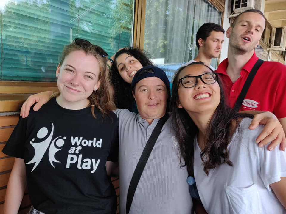 """Volunteering for World at Play was one of the most intense but fulfilling experiences I've had. What a fantastic way to start a gap year""  Beth, 2018"