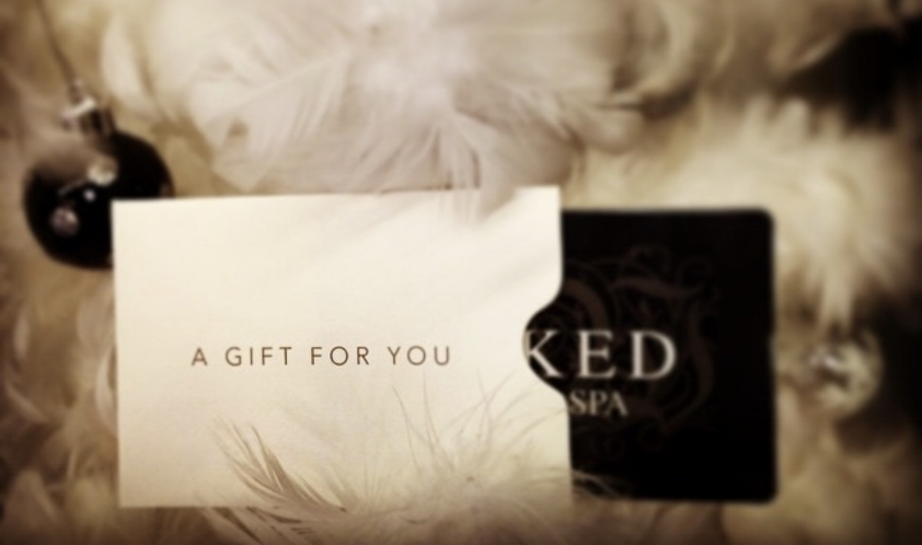 GIFT CARDS - Give the gift of relaxation - truly a gift for all