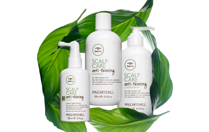 Tea Tree Scalp Care System