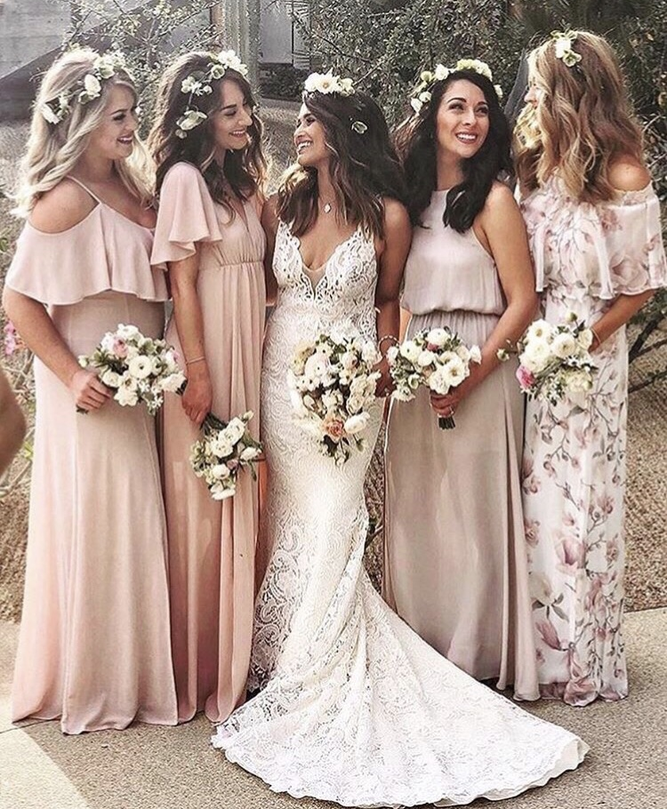 SONJA - Loving this undone look from @weddingdressesofficial, Sonja likes working with the bride who's looking for a timeless and romantic style.