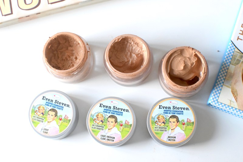 theBalm Whipped Foundation