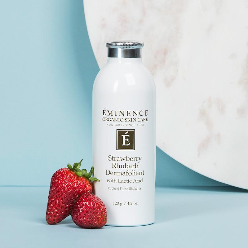 Strawberry Rhubarb Dermafoliant