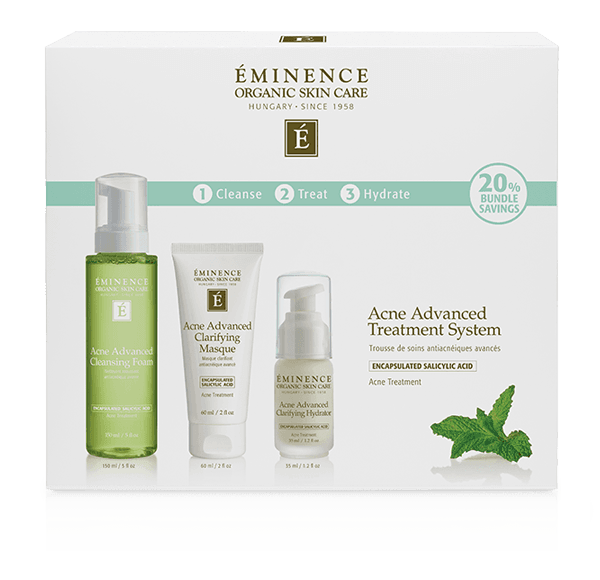 20% Savings !! - The Acne Advanced Treatment System bundle features all three FULL-SIZED products. A great opportunity to save on this easy 3-step system. Purchase it with us and save now!