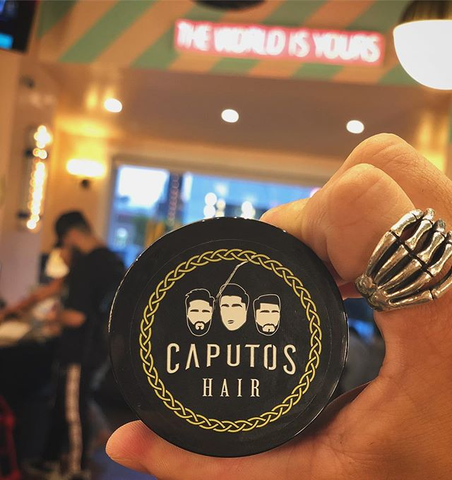 Now exclusively carrying Caputos Texture clay, make sure to pick yours up today 🤘🏼 #LikeAGentleman #GameChanger  #HairGodsApproved