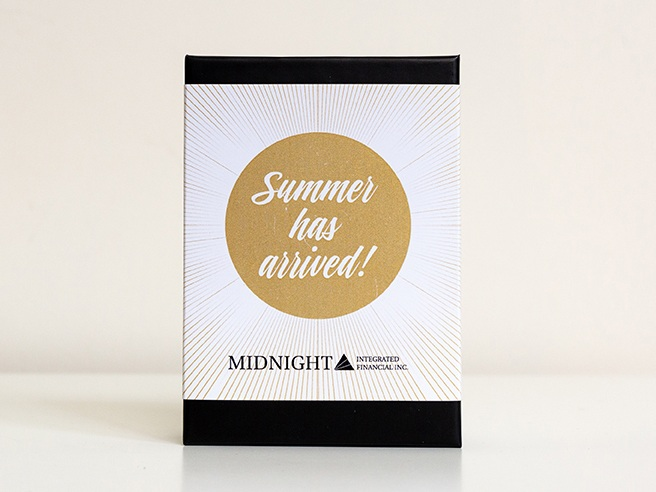 Midnight Financial Summer Solstice Party -