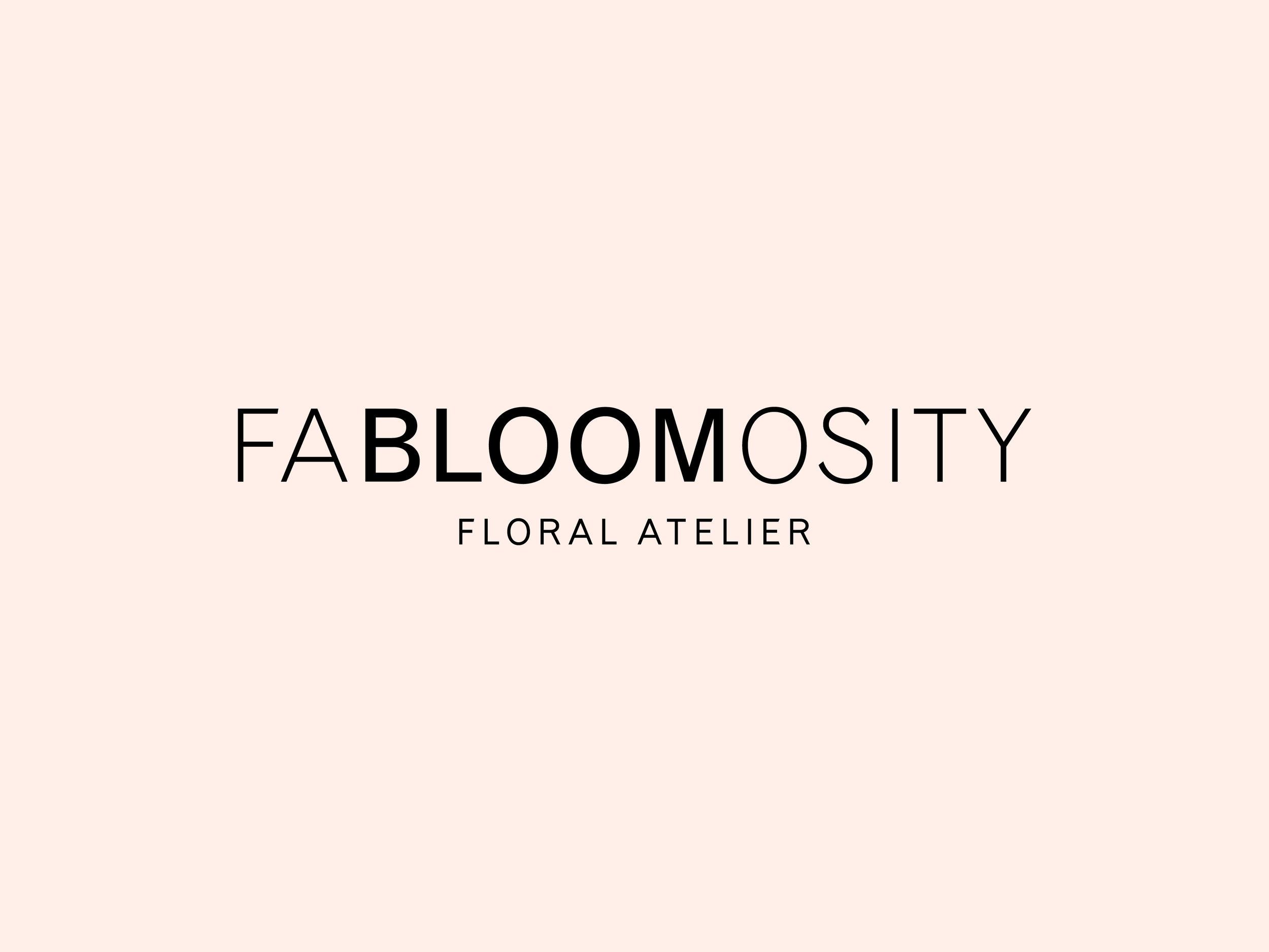 Fabloomosity Branding -