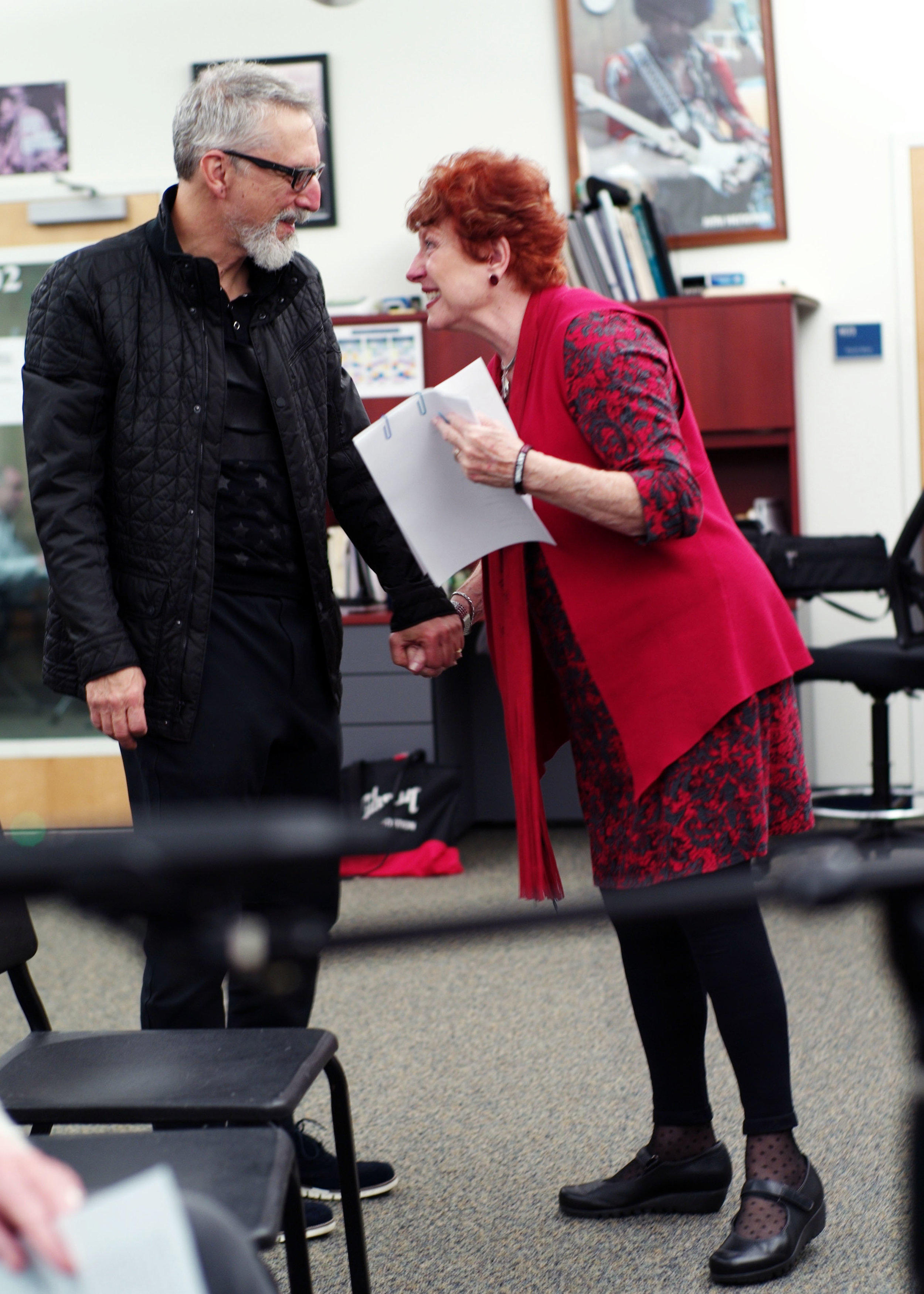 Paul F and Carol