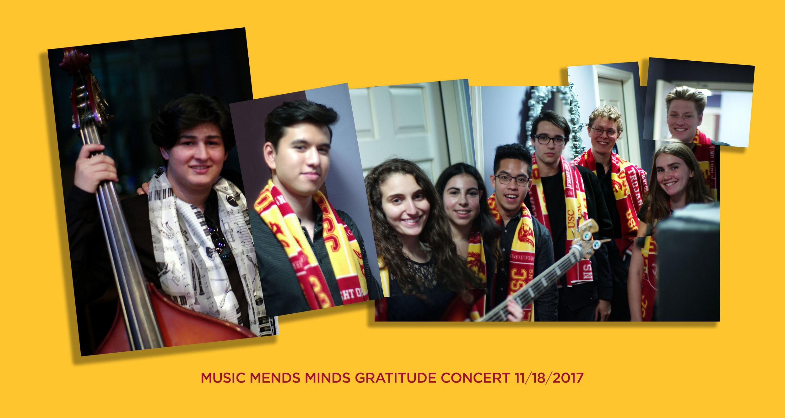 USC Ensemble