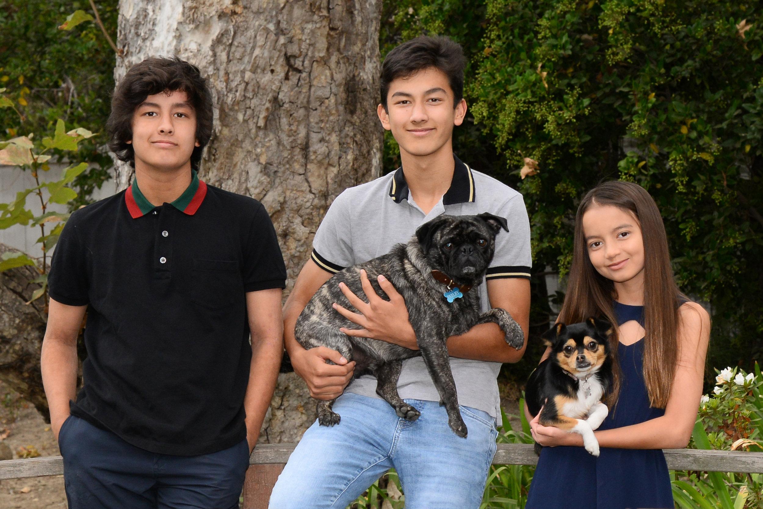 Gatins Family