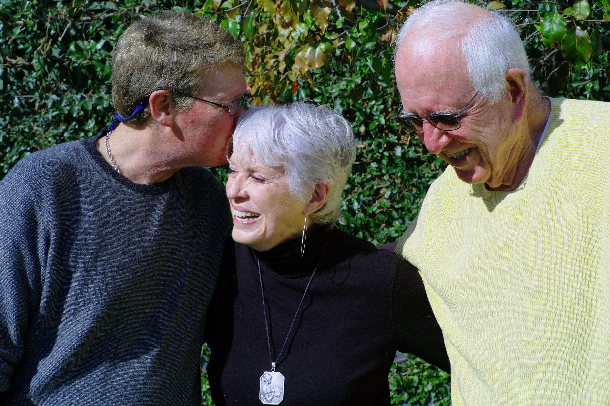 Ryan, Pat & Bruce
