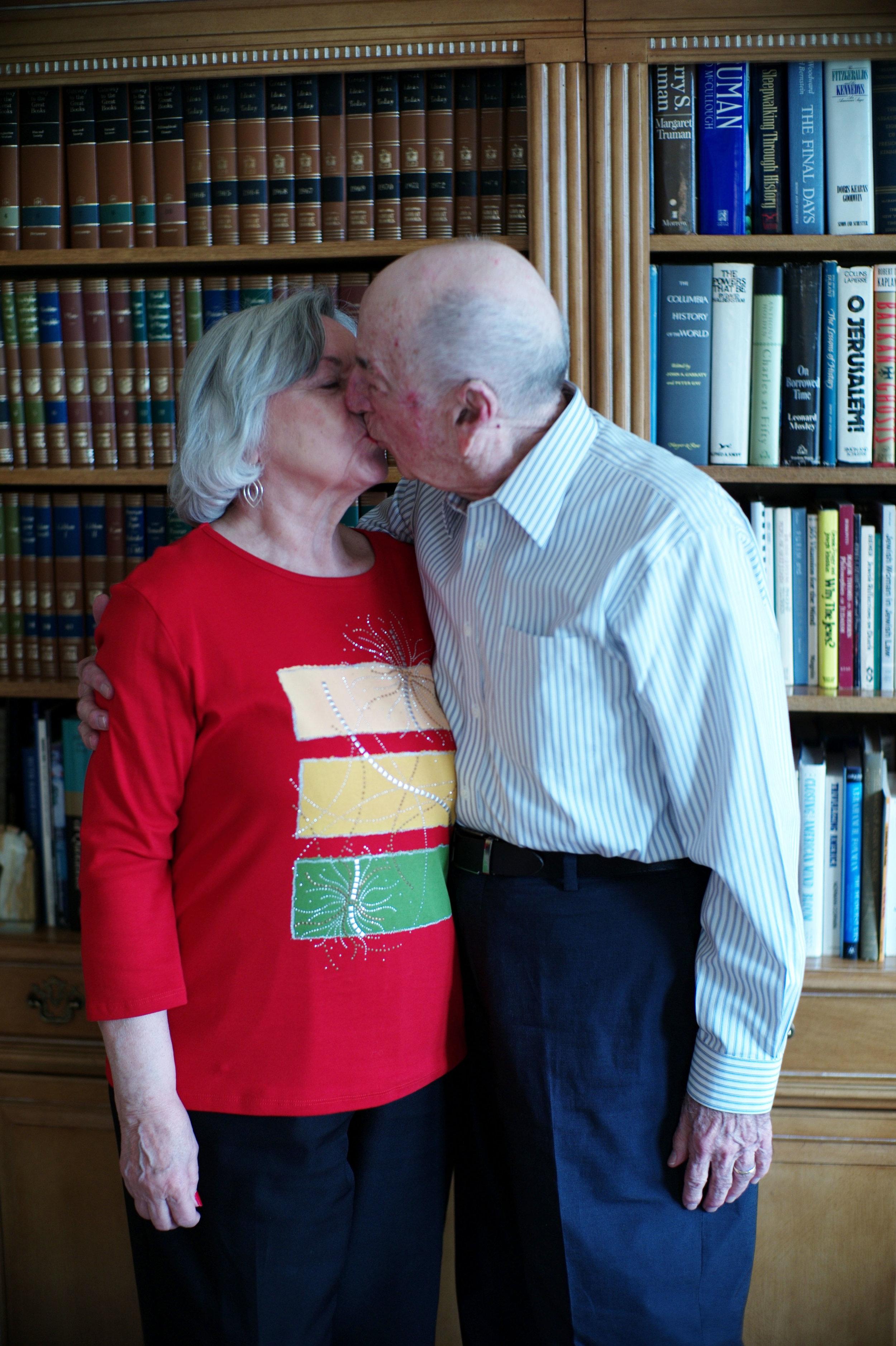 Lorraine and Ed