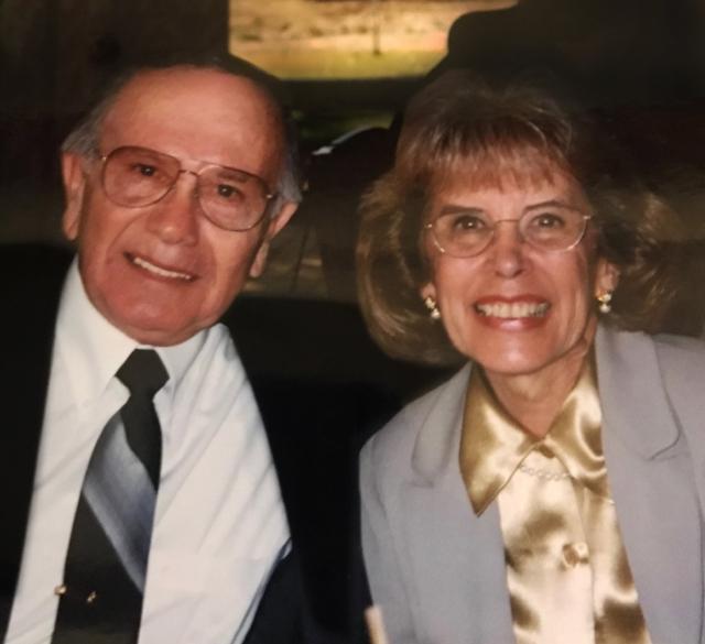 Ignacio and Emily Alvarez