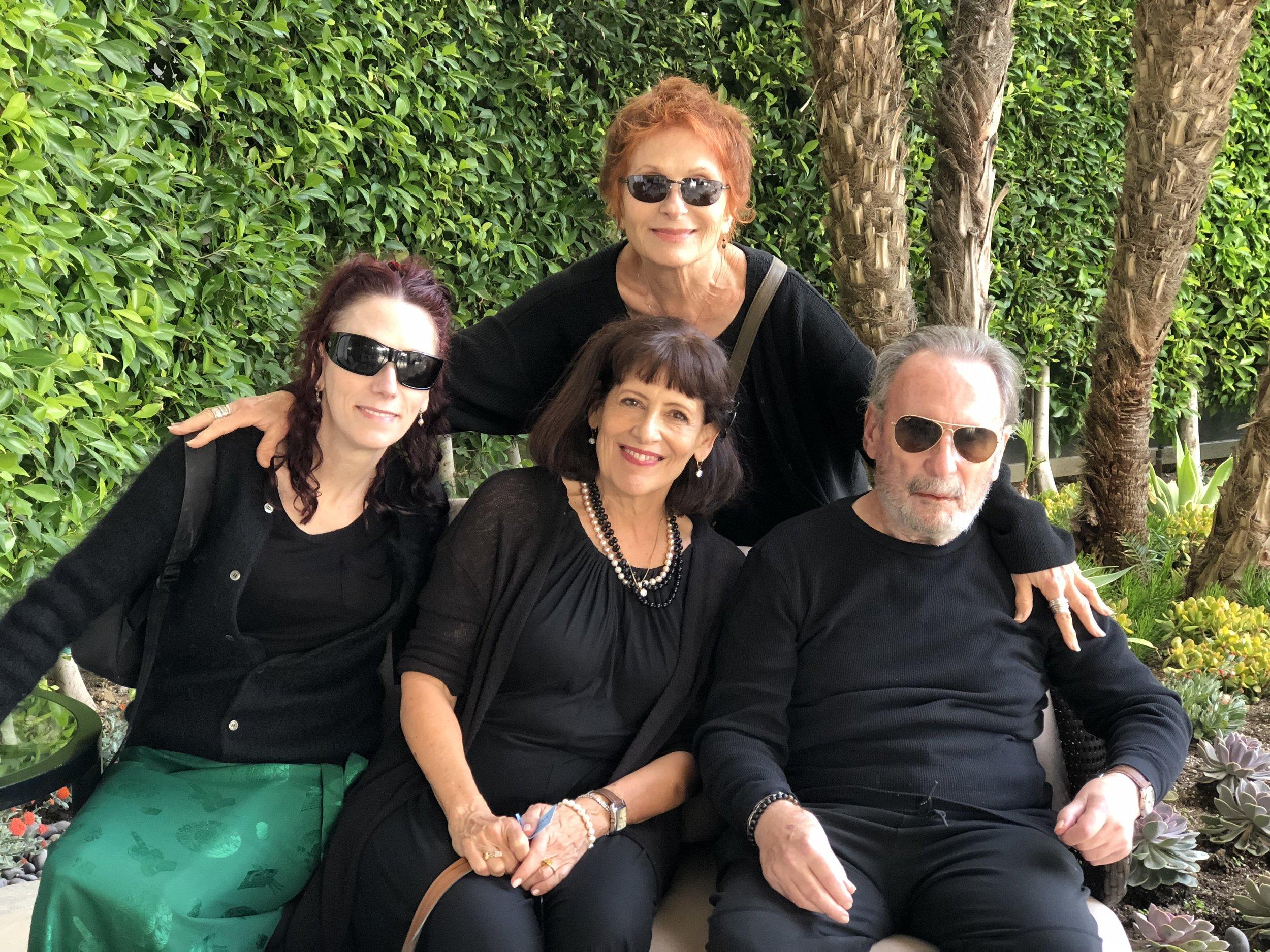 Gary, Maddy, Katheryne, Taj