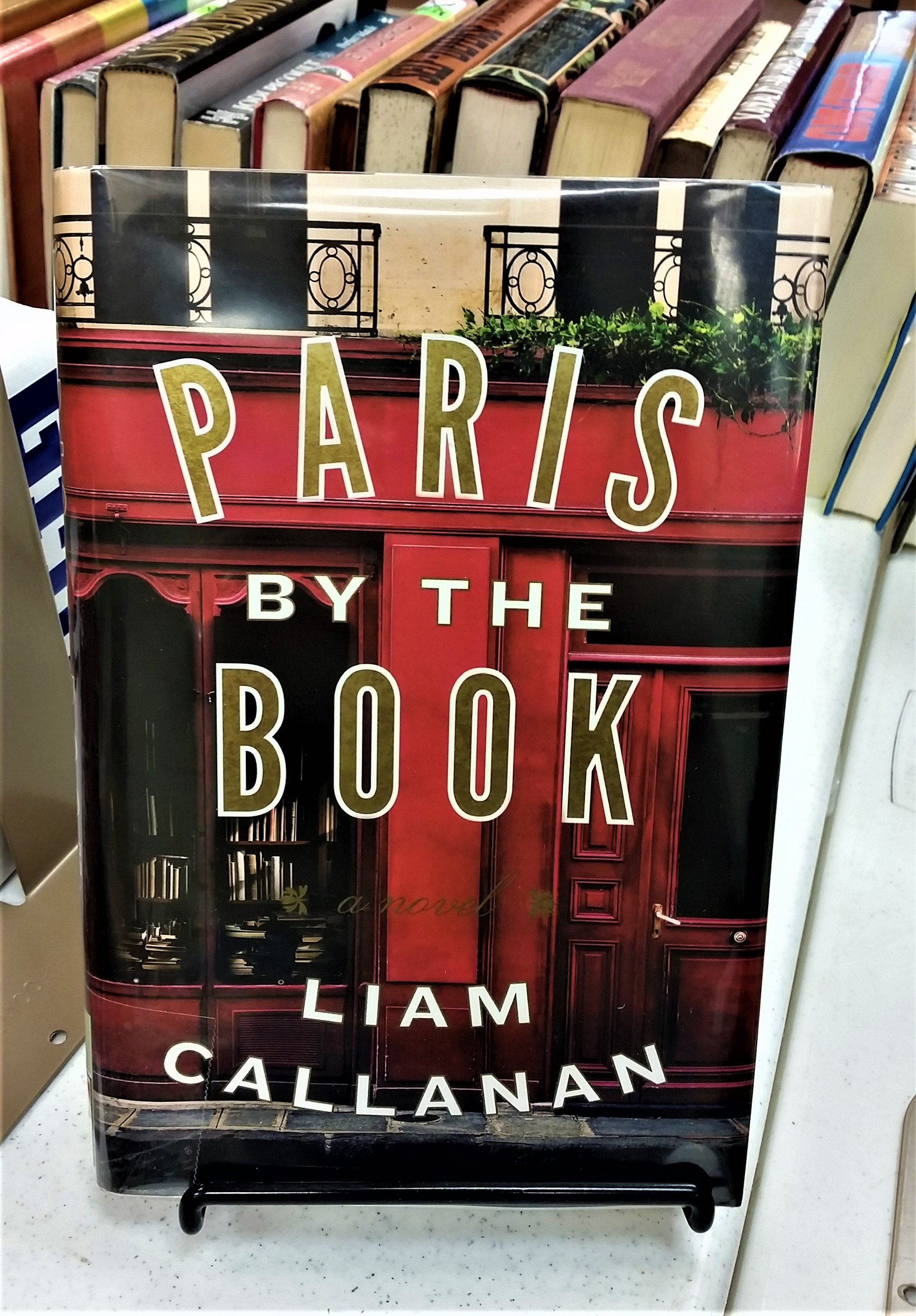 paris by the book cover photo by andhereads