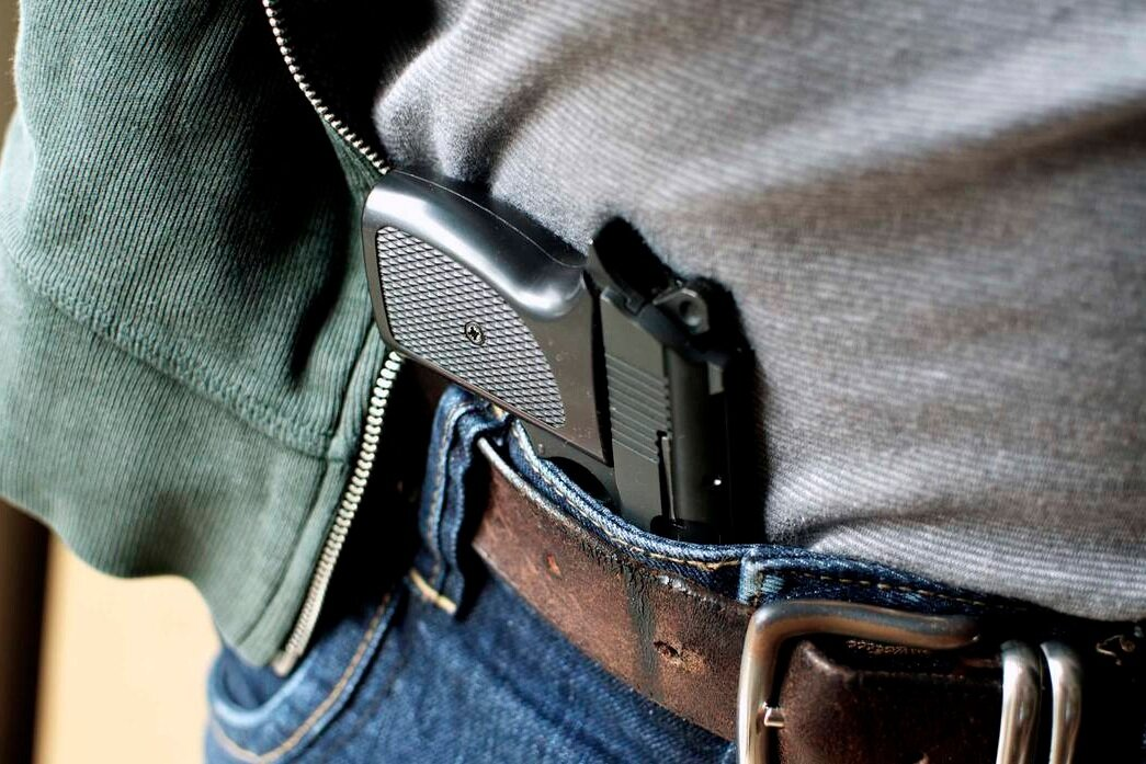 COMBATIVE TRAINING FOR CARRYING A CONCEALED WEAPON (CCW)