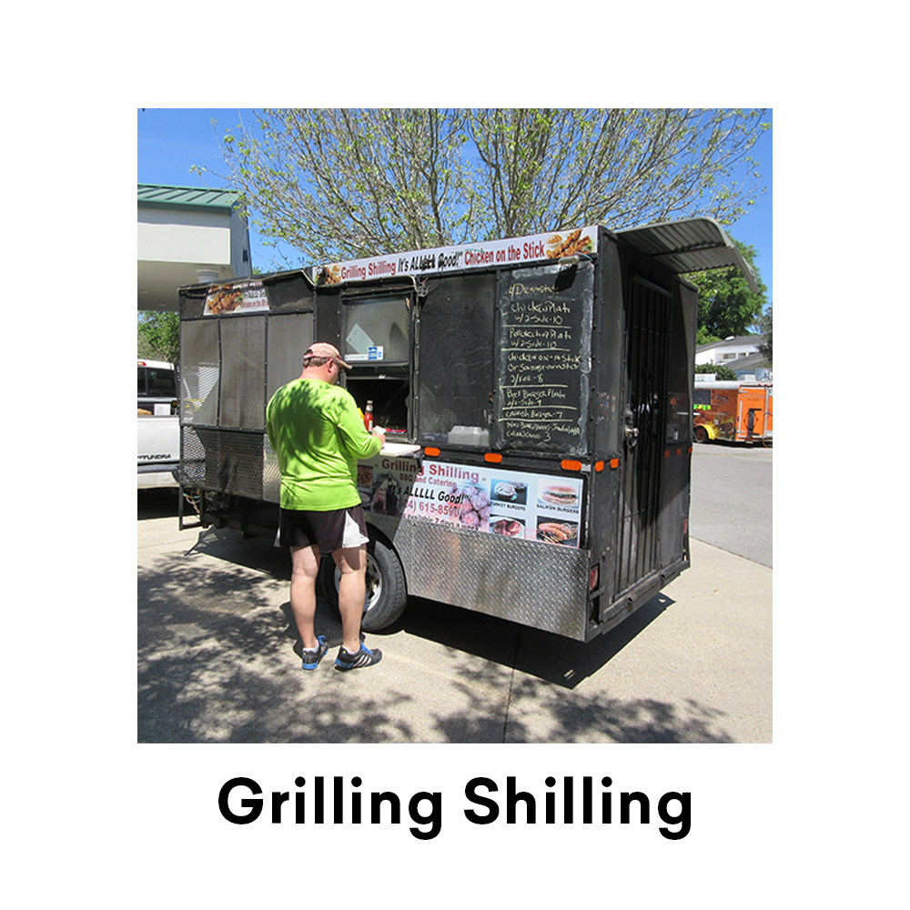 Grilling Shilling New Orleans for Louisiana Street Food Festival