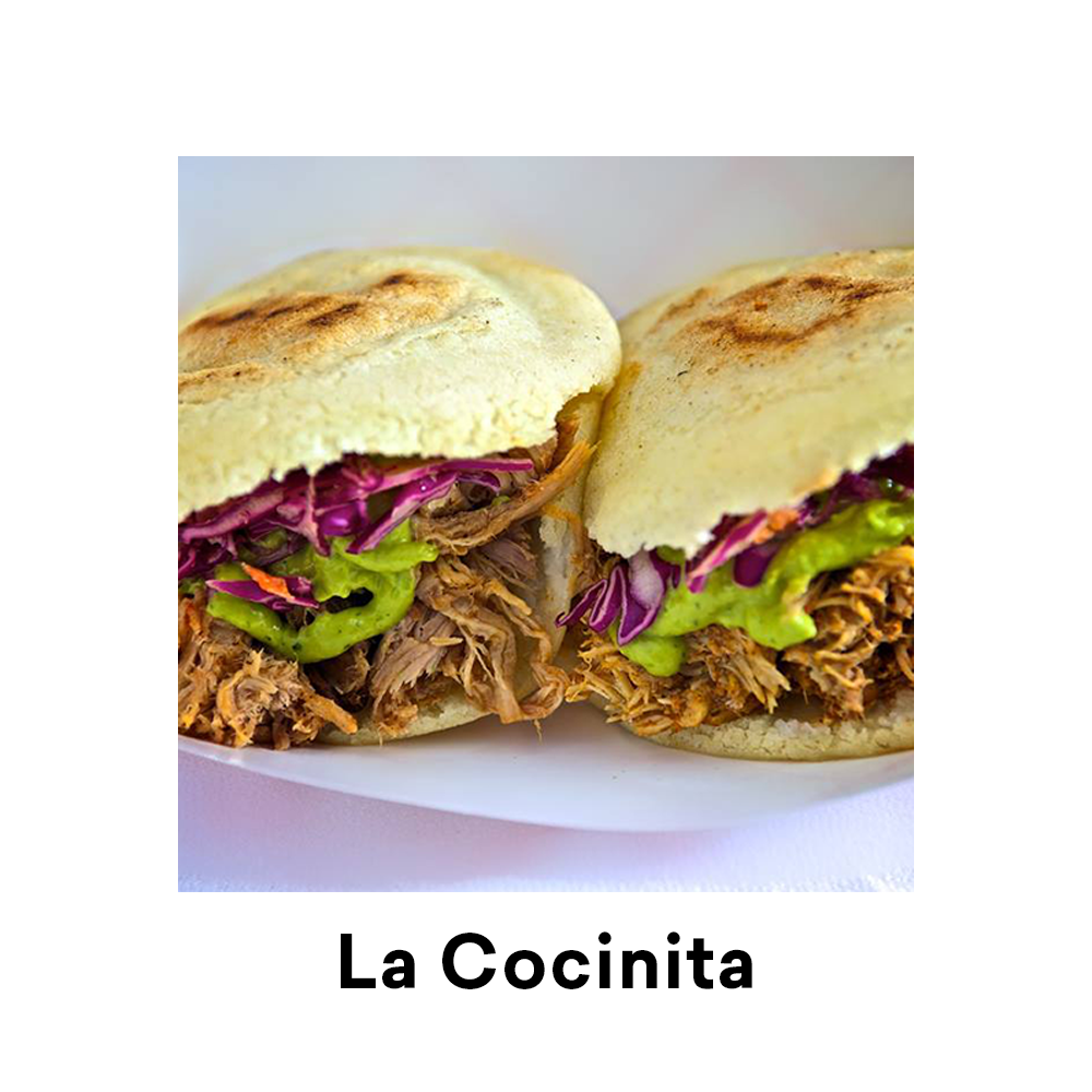 La Cocinita New Orleans for Louisiana Street Food Fest