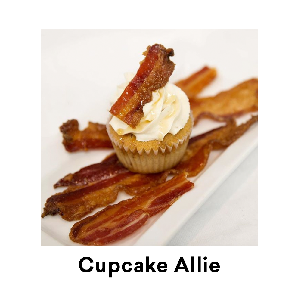 Cupcake Allie Baton Rouge for Louisiana Street Food Festival