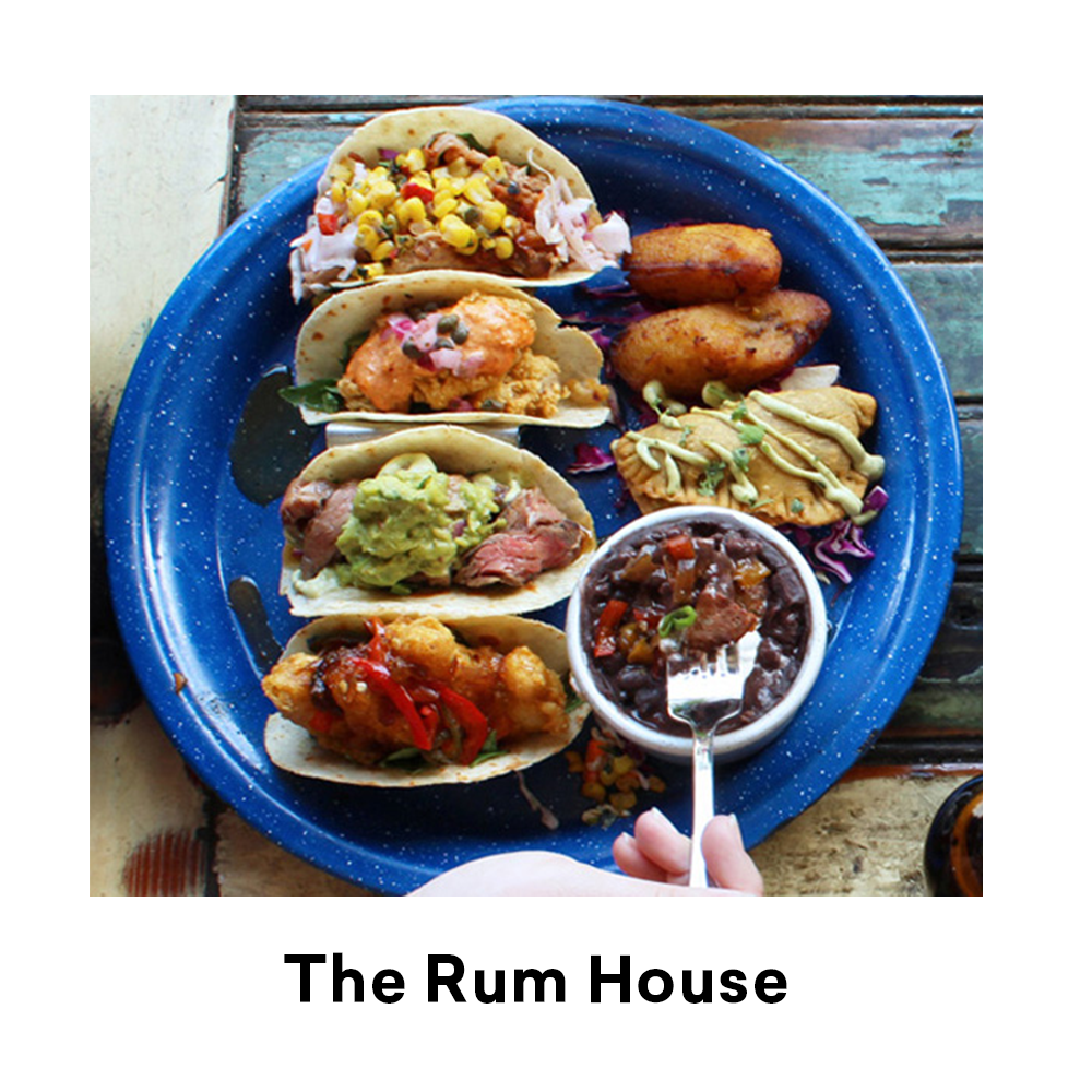 The Rum House for Louisiana Street Food Festival